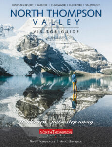 North Thompson Valley Visitor Guide cover